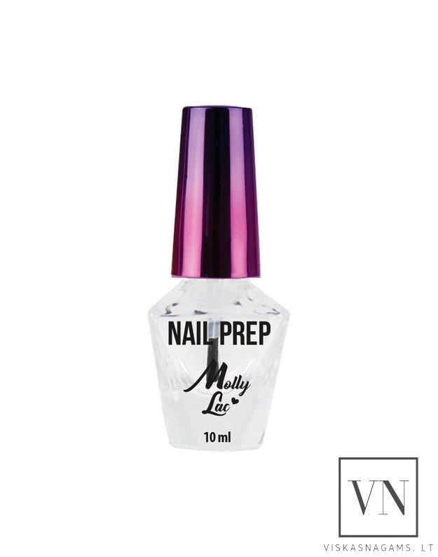 """Molly Lac - Nail Prep"" nuriebalintojas, 10ml"